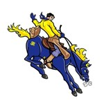 Boys Ranch ISD Logo